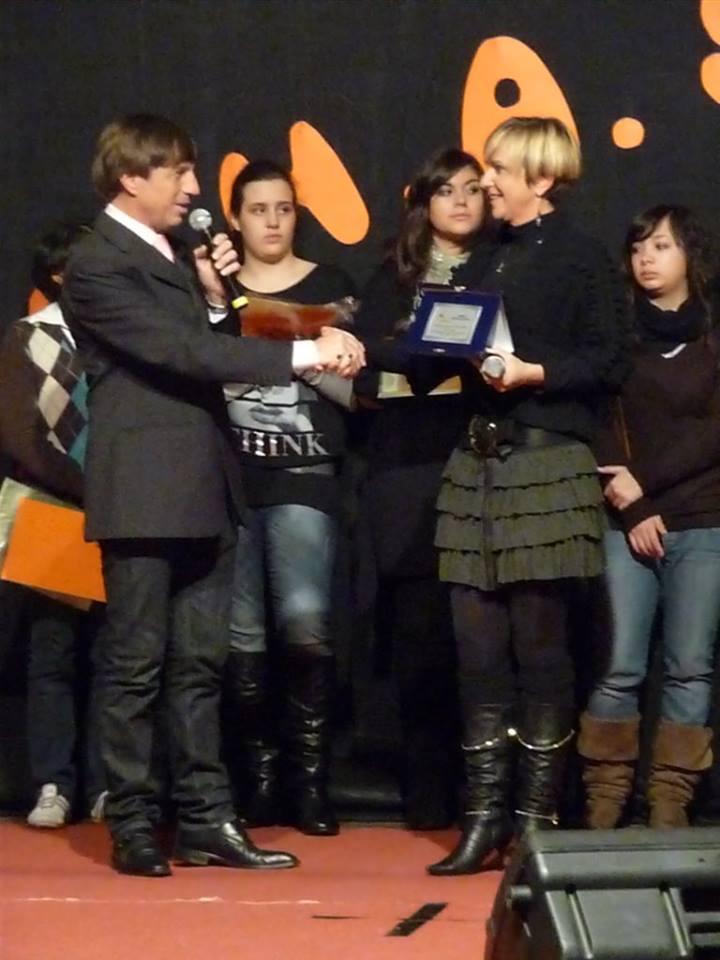Laura Storti - Premio FIOFA