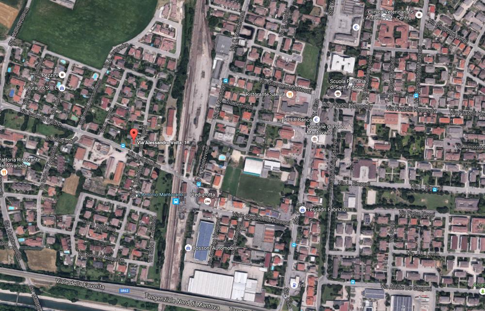 Via Volta, 1 - 46047 Sant'Antonio (MN)